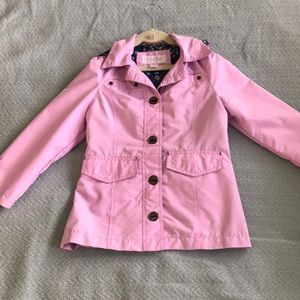 Jessica Simpson girls light weight coat